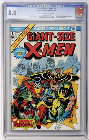 sell graded comic books