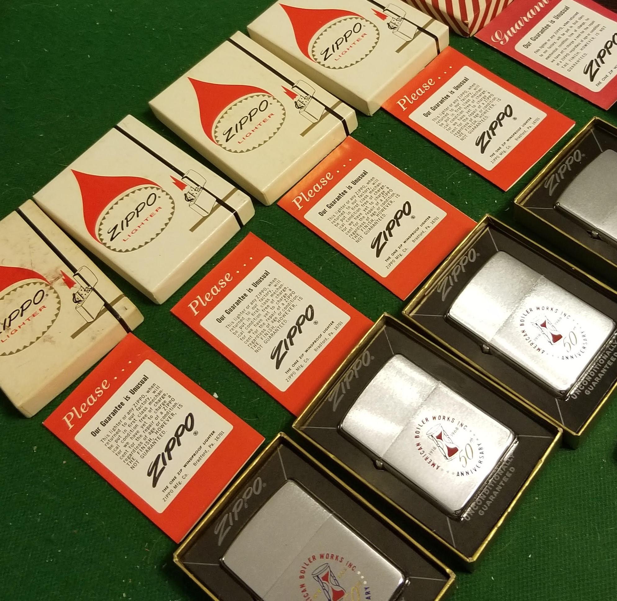 sell bulk Zippo lighters