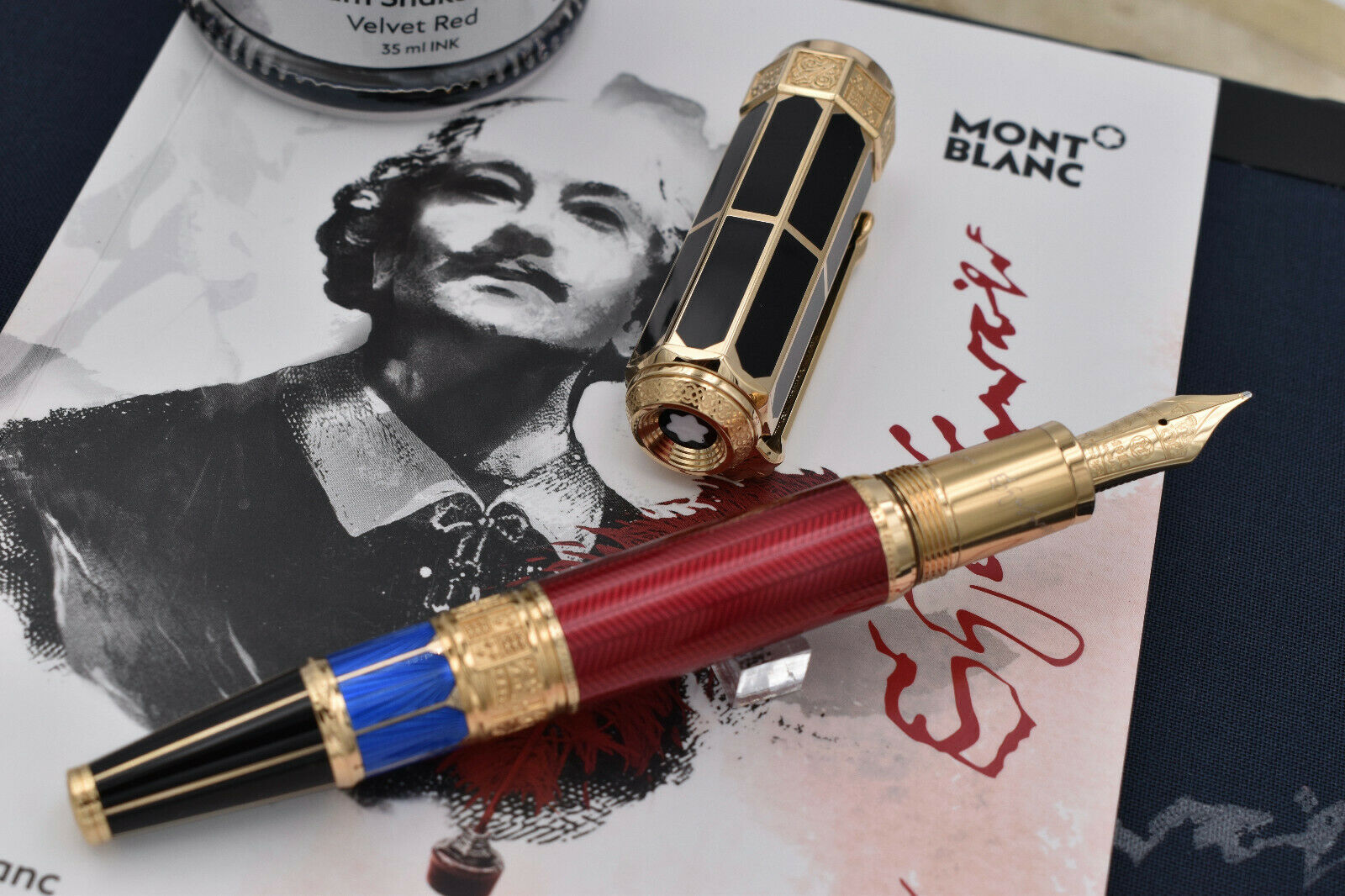 sell montblanc pen