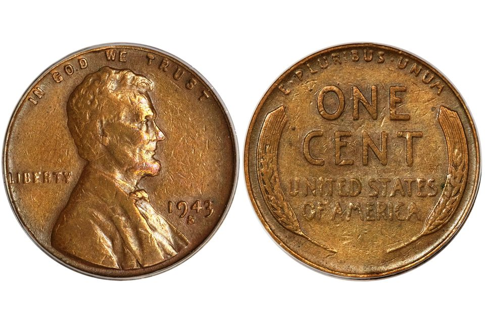 rare penny