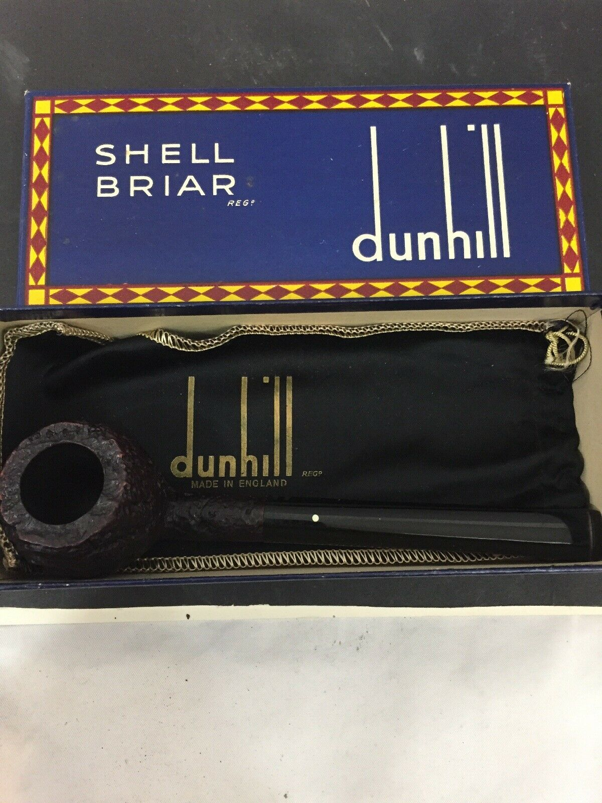 sell Dunhill pipe
