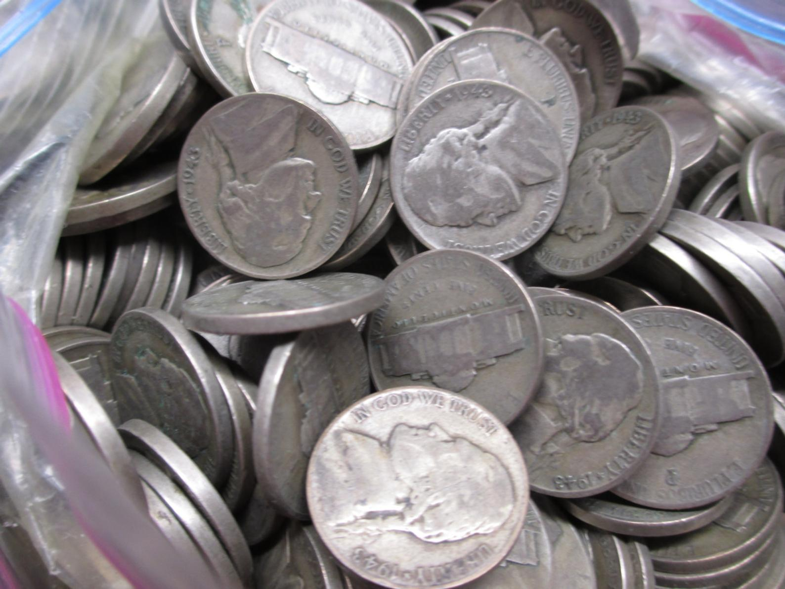 sell silver nickels