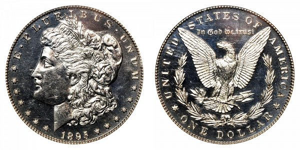rare morgan dollar