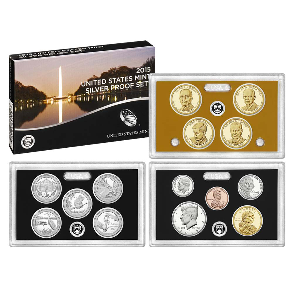 who buys proof sets?