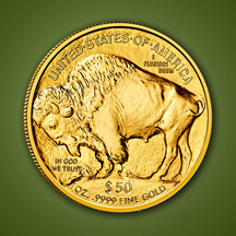 sell gold buffalo