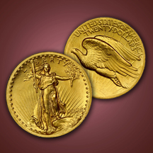 sell early US Mint gold