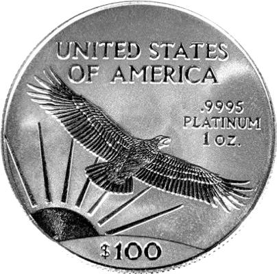 sell Platinum American Eagle dollar proofs