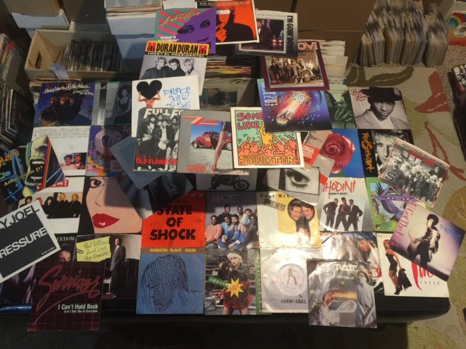 sell record collection