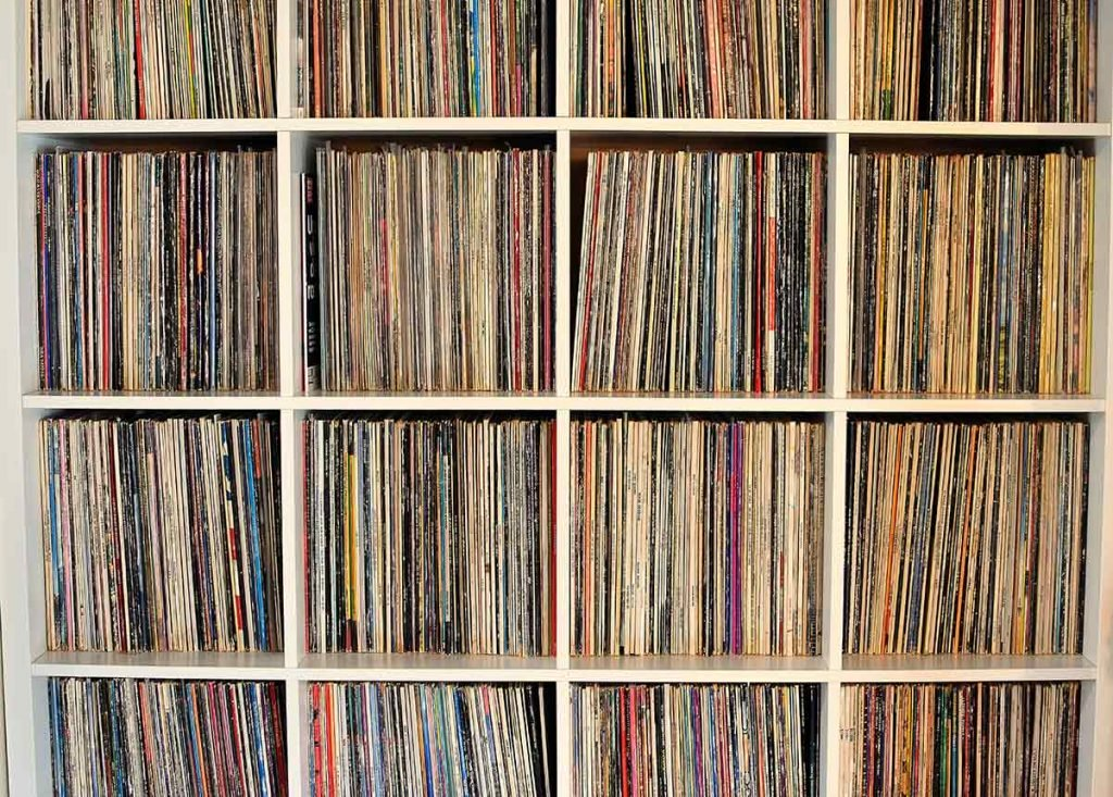 who buys record collections